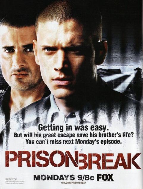 Prison Break (2005–2009)