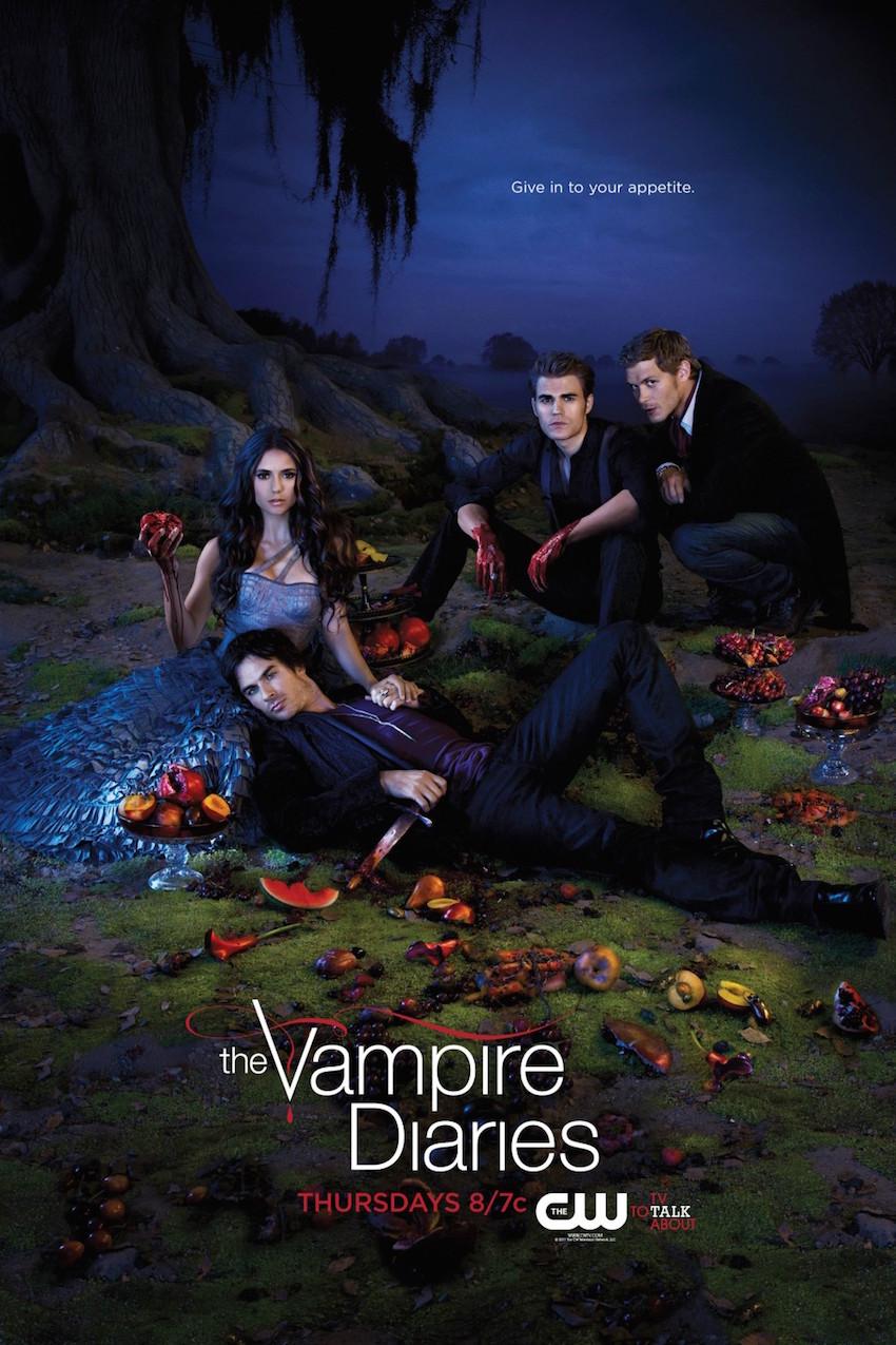 The Vampire Diaries (2009–)